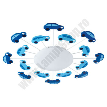 VIKI 1 - Eglo-92146 - Plafoniera - Lampa pentru copii