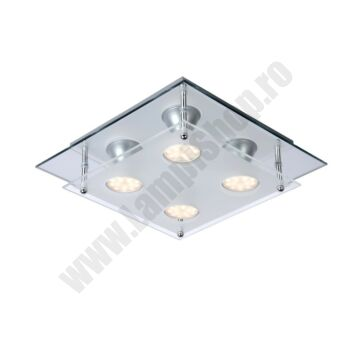 READY-LED - Lucide-79170/12/11 - Plafoniera