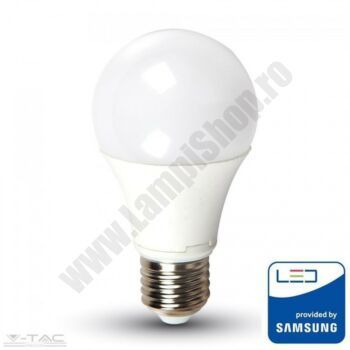 Bec cu Samsung-LED E27 9W Lumina calda VtacPro - SKU-228
