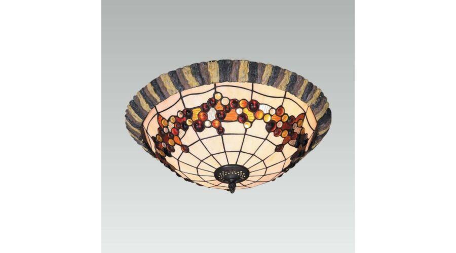 Plafoniere Stil Tiffany : Tiffany prezent plafoniera plafoniere lampishop
